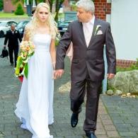 Свадьба Алексея и Анастасии в Германии